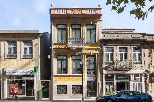 BO - Marques Apartments, Porto