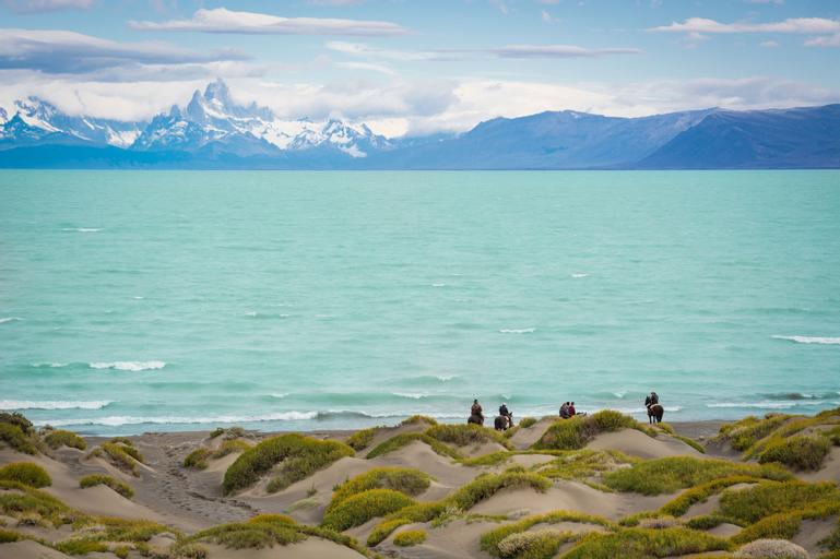 La Estela, Lago Argentino