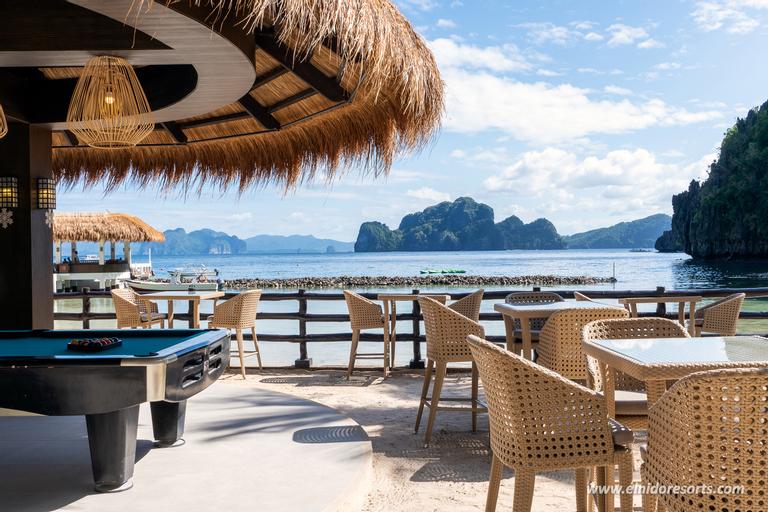 El Nido Resorts Miniloc Island, El Nido