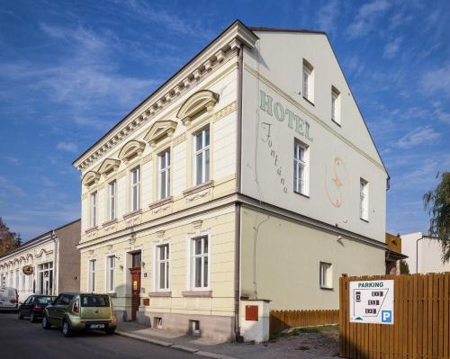 Pension Fontana Svitavy, Svitavy