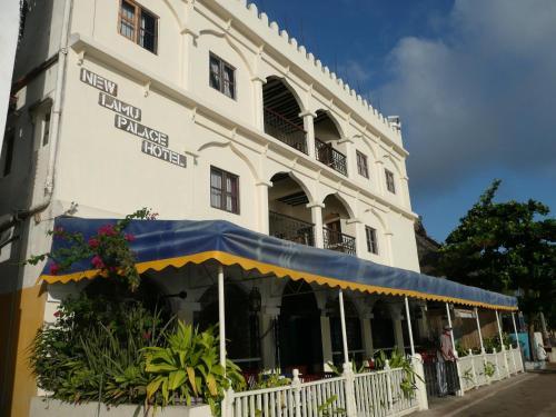 Lamu Palace Hotel, Lamu West