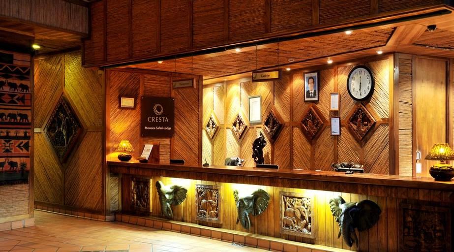 Cresta Mowana Safari Lodge, Chobe
