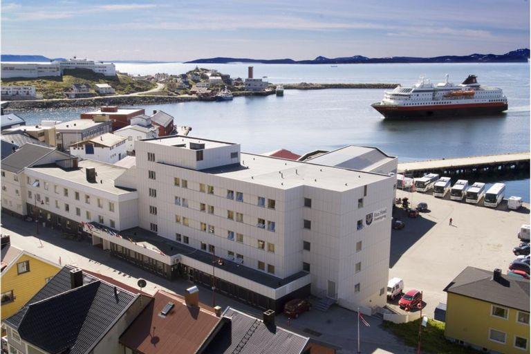 Scandic Honningsvåg, Nordkapp