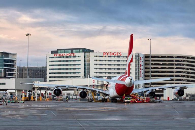 Rydges Sydney Airport Hotel, Rockdale