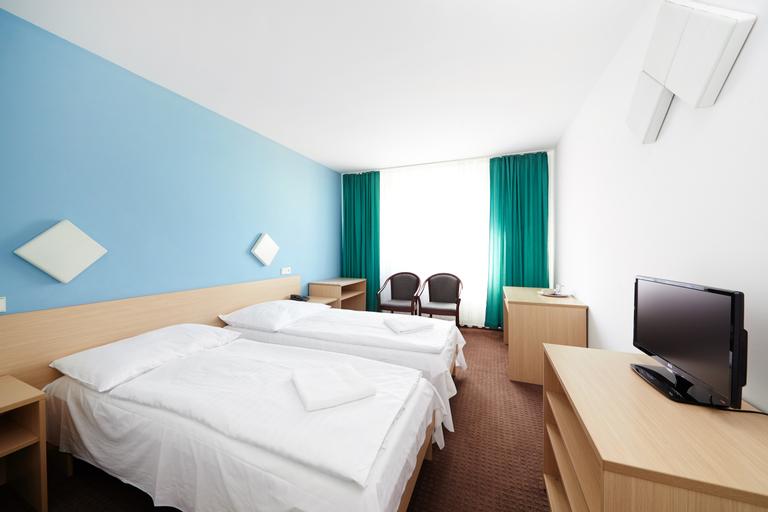 Hotel Mars, Praha 10