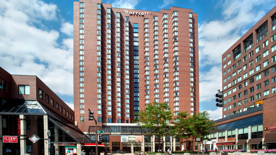 Boston Marriott Cambridge, Middlesex