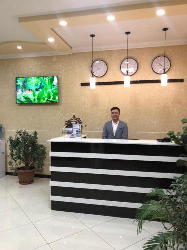 BAYANA Hotel & Hostel, Osh