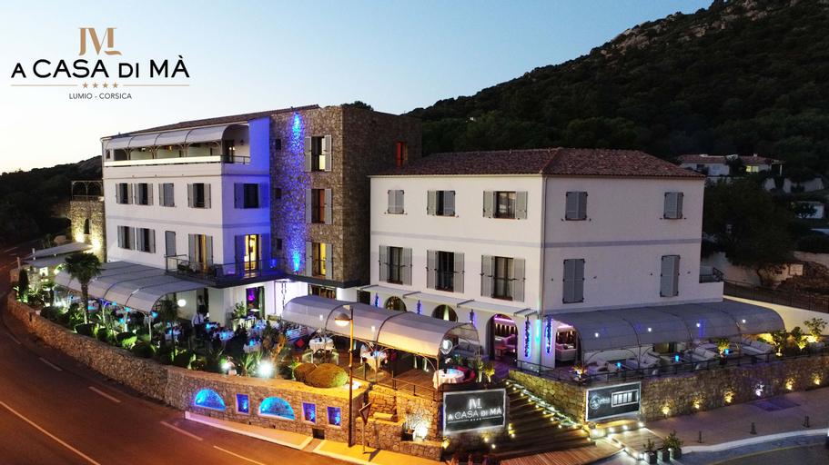hôtel A Casa Di Mà, Haute-Corse