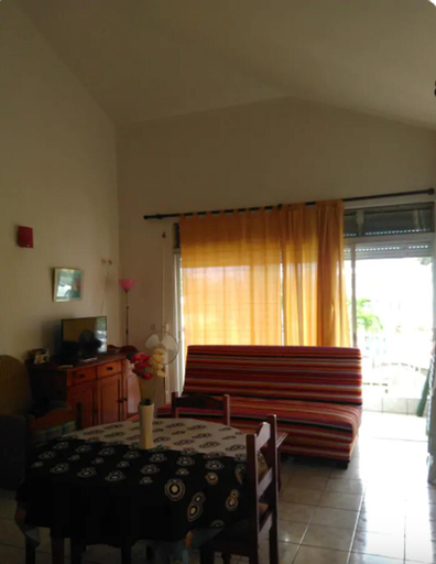 Studio in Sainte-luce, With Wonderful City View, Furnished Balcony and Wifi - 7 km From the Beach, Basse-Pointe