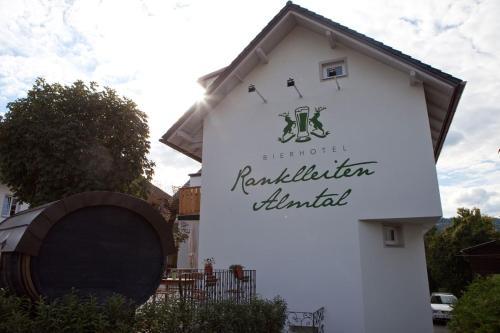 Bierhotel Ranklleiten Almtal, Kirchdorf an der Krems