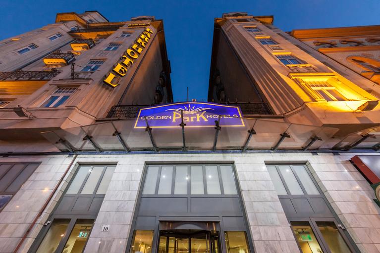 Novum Hotel Golden Park Budapest, Budapesti