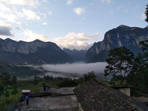 Enshi Grand Canyon Binfeng Villa, Enshi Tujia and Miao