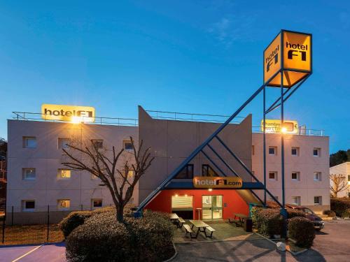 hotelF1 Lorient, Morbihan