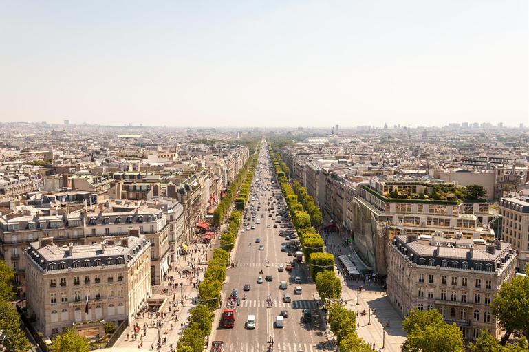Eiffel Tower Apartment, Paris