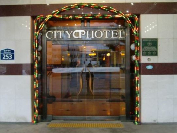 City Palace Tourist Hotel, Dong-daemun