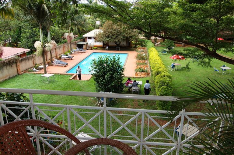 Jinja Safari Hotel, Jinja