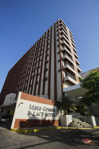 Mato Grosso Palace, Cuiaba
