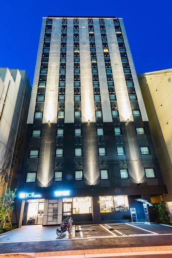 ICI HOTEL Kanda by RELIEF, Chiyoda