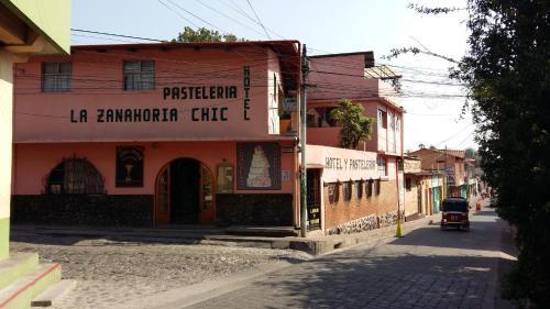 La Zanahoria Chic, Panajachel