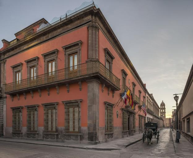 Quinta Real Palacio de San Agustin, San Luis Potosí