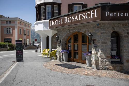 Hotel Rosatsch, Maloja