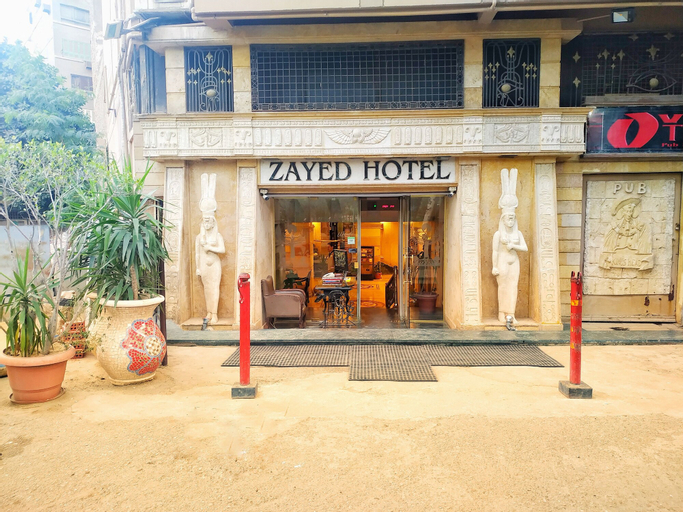 Zayed Hotel, Al-'Ajuzah