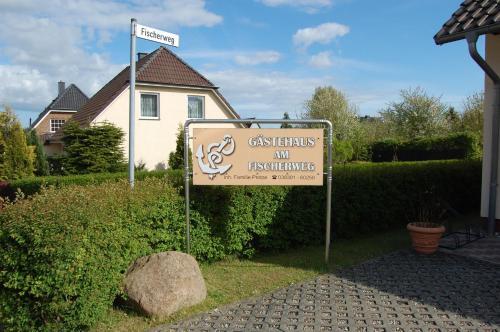 Gastehaus am Fischerweg, Vorpommern-Rügen