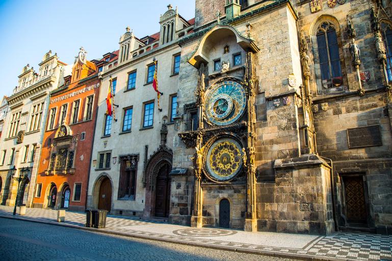 Apartment Romana Prag 3, Praha 3