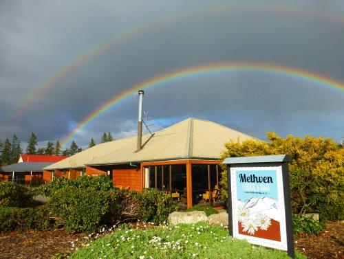Methven Lodge & BnB, Ashburton