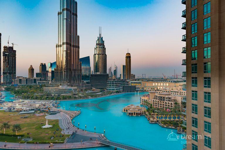Dream Inn Dubai Apartments-Burj Residences,