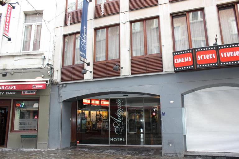 Floris Hotel Arlequin Grand Place, Bruxelles