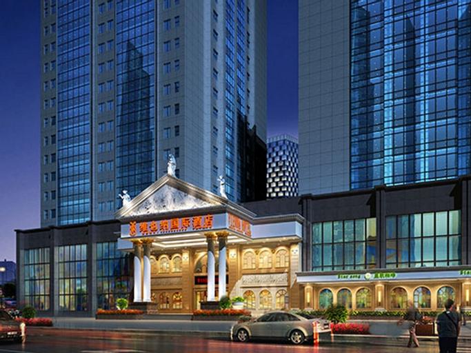 Vienna International Hotel Nanjing Nanzhan Dongqilin Road Branch, Nanjing