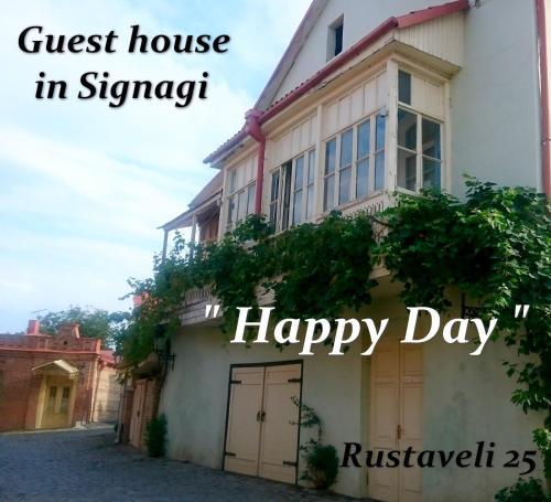 Happy Day Signagi, Signagi