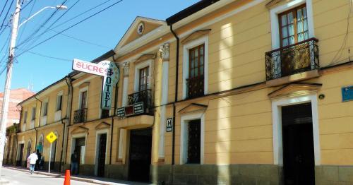 Gran Sucre Hotel, Cercado