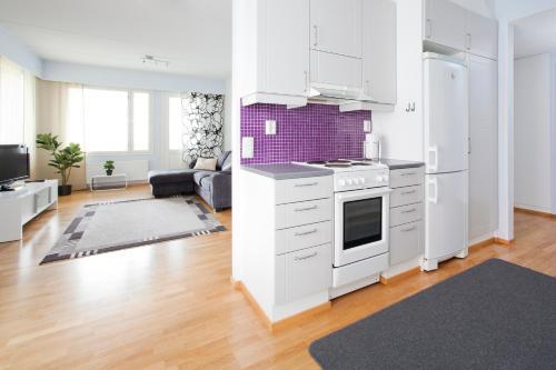 Kotimaailma Apartments Oulu, Northern Ostrobothnia