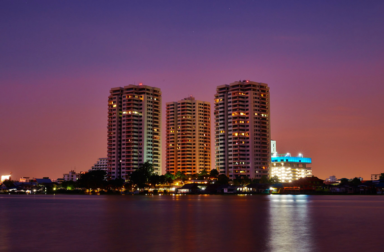 Riverine Place Riverside Serviced Apartment, Muang Nonthaburi