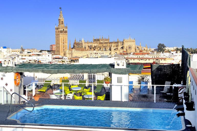 Becquer Hotel, Sevilla