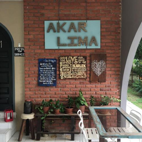 Akar Lima, Kulim