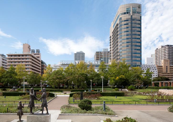 Hotel New Grand, Yokohama