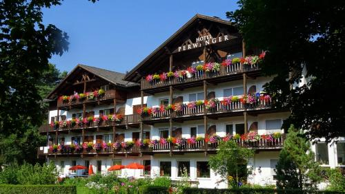 Hotel & Appartements Perwanger, Bolzano