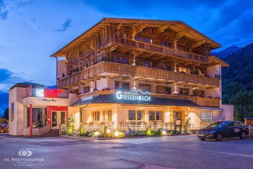 Aparthotel Giessenbach, Schwaz