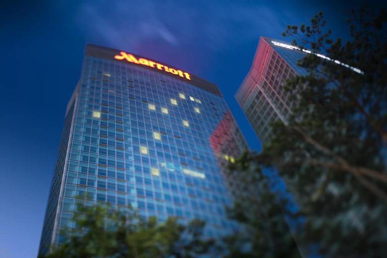 Yeouido Park Centre, Marriott Executive Apartments, Mapo