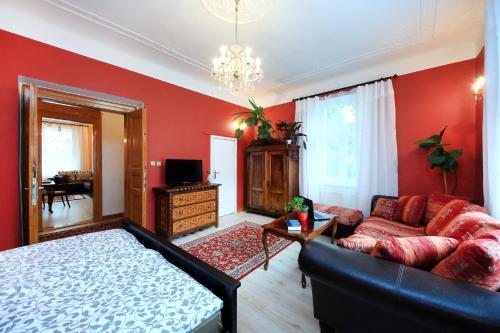 Historic Villa Apartments, Praha 3