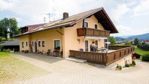 Haus Osserblick, Cham