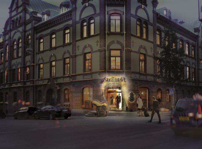 Stora Hotellet, BW Premier Collection, Umeå
