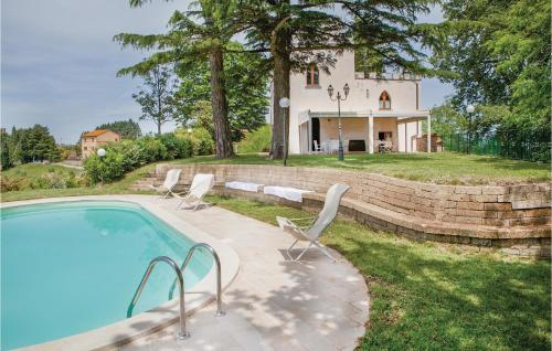 Holiday Home Citta´della Pieve with Fireplace XIII, Perugia