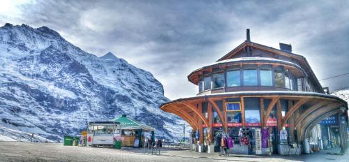 Lodge Bergrestaurant Kleine Scheidegg, Interlaken