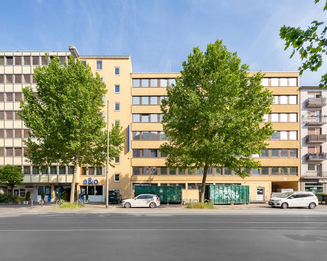 a&o Frankfurt Galluswarte, Frankfurt am Main