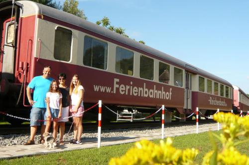 Ferienbahnhof Reichenbach, Südwestpfalz