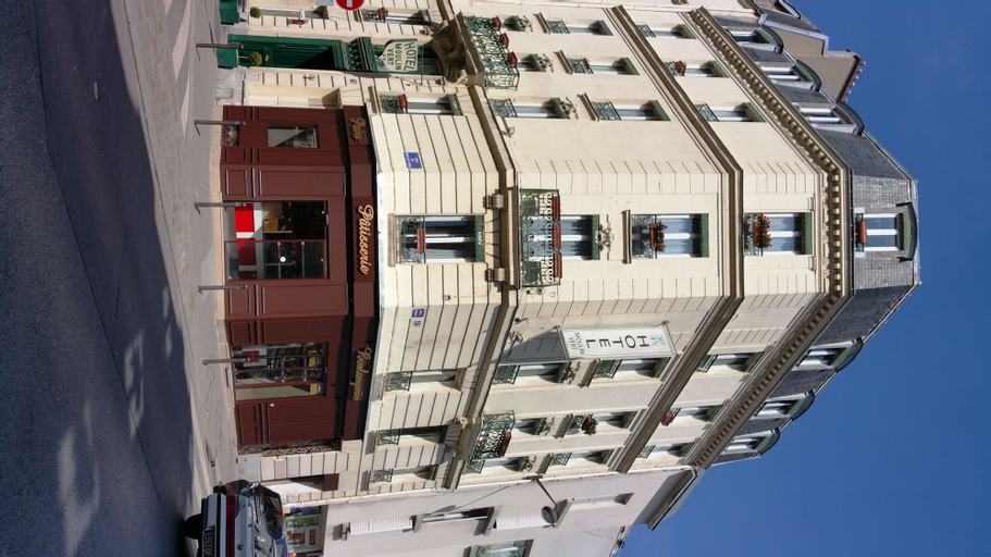 Hotel Moulin Vert, Paris